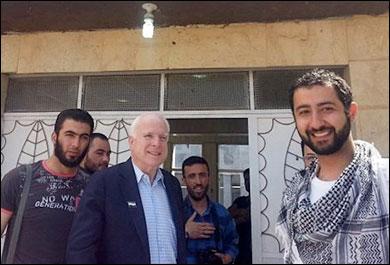 McCainSyria